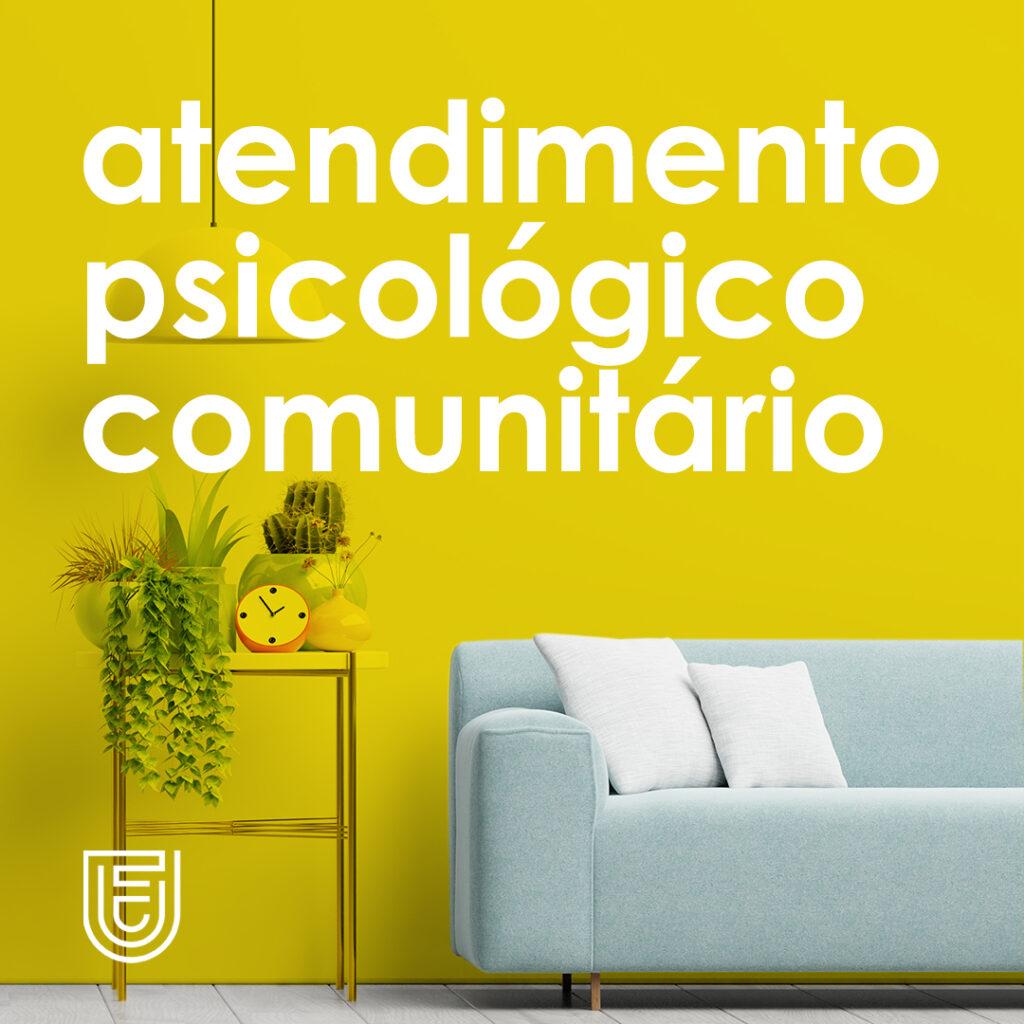 Atendimento Psicológico comunitário