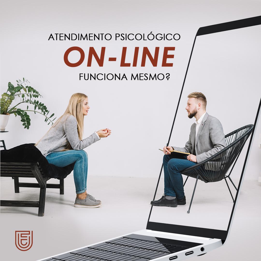 Atendimento online psicologico